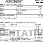 Data Sheet RA30H0608M