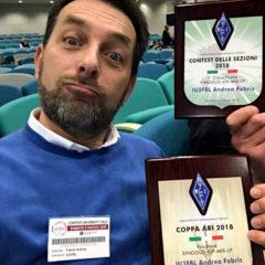 Premiazione Coppa ARI 2018 e Contest delle Sezioni 2018