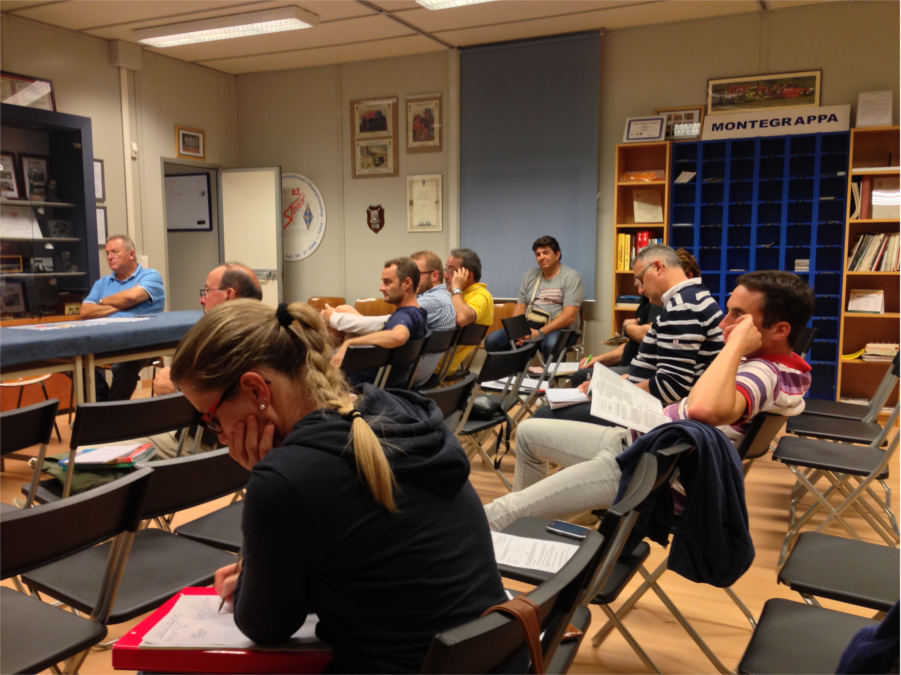 Prima lezione teorica Corso 2013