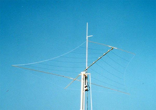Antenna Log Periodica HF